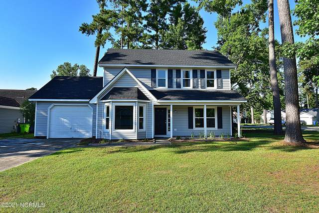 110 S Forest Drive, Havelock, NC 28532 (MLS #100277333) :: Courtney Carter Homes