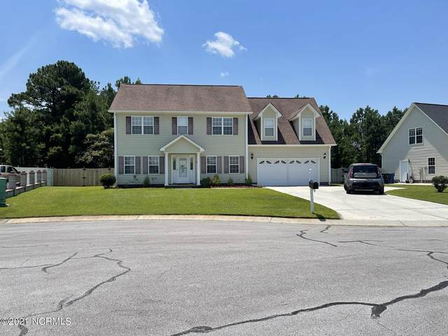 200 Corolla Court, Jacksonville, NC 28546 (MLS #100277339) :: Great Moves Realty
