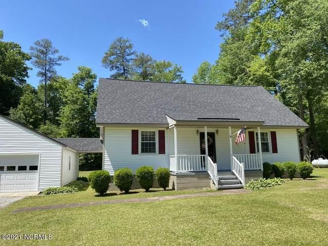 207 Longwood Drive, Pinetops, NC 27864 (MLS #100277358) :: Carolina Elite Properties LHR