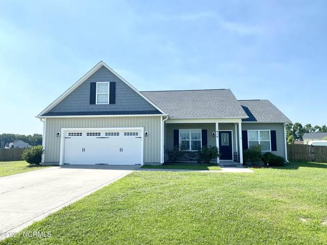 416 Fawn Meadow Drive, Richlands, NC 28574 (MLS #100277364) :: The Keith Beatty Team