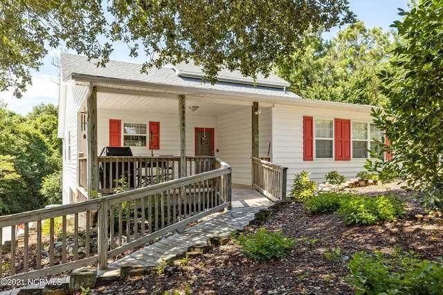 6905 Emerald Drive, Emerald Isle, NC 28594 (MLS #100277374) :: David Cummings Real Estate Team