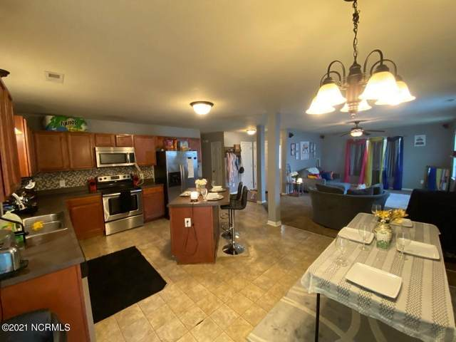 2002 W Wt Whitehead Drive, Jacksonville, NC 28546 (MLS #100277377) :: Vance Young and Associates