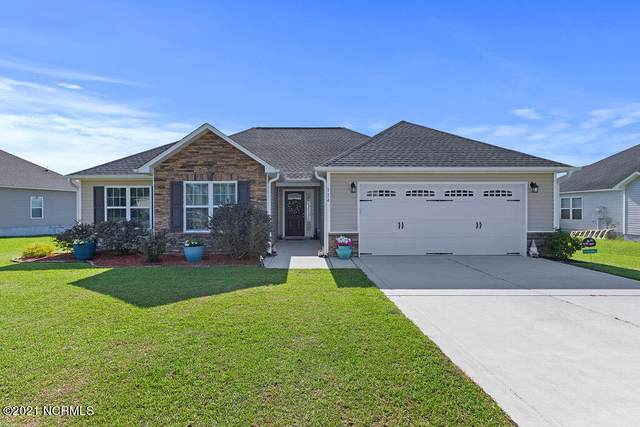 114 Prelude Drive, Richlands, NC 28574 (MLS #100277382) :: Berkshire Hathaway HomeServices Hometown, REALTORS®