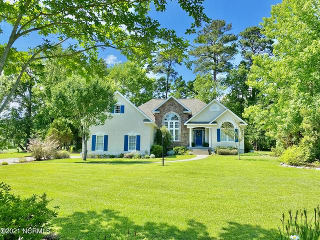152 Ricemill Circle, Sunset Beach, NC 28468 (MLS #100277398) :: Carolina Elite Properties LHR