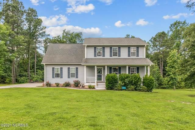 131 Mandy Lane, Hubert, NC 28539 (MLS #100277400) :: The Tingen Team- Berkshire Hathaway HomeServices Prime Properties
