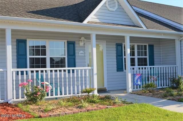 1602 Courtyard E, Beaufort, NC 28516 (MLS #100277447) :: The Cheek Team