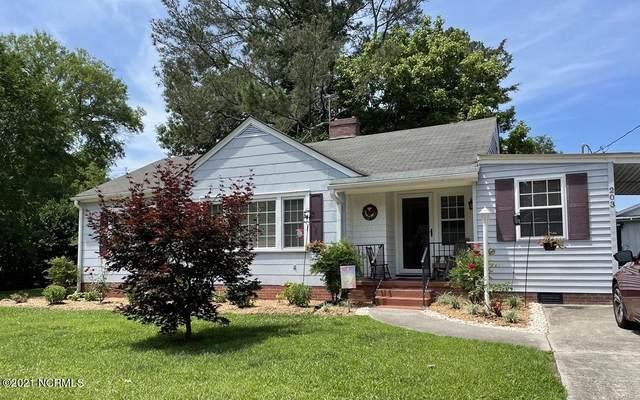 203 Ford Street, Robersonville, NC 27871 (MLS #100277448) :: Berkshire Hathaway HomeServices Prime Properties