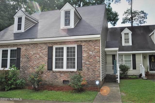 3403 Jayne Lane NW C, Wilson, NC 27896 (MLS #100277449) :: Carolina Elite Properties LHR