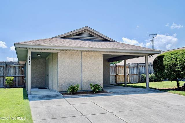 322 Halyard Court, Wilmington, NC 28405 (MLS #100277451) :: Courtney Carter Homes