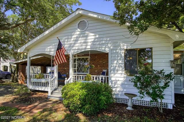 109 River Drive, Southport, NC 28461 (MLS #100277470) :: Coldwell Banker Sea Coast Advantage