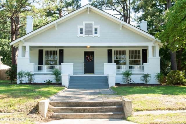 112 E Washington Street, Nashville, NC 27856 (MLS #100277475) :: CENTURY 21 Sweyer & Associates
