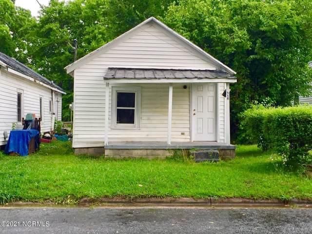 818 Fleming Street, Greenville, NC 27834 (MLS #100277493) :: The Cheek Team
