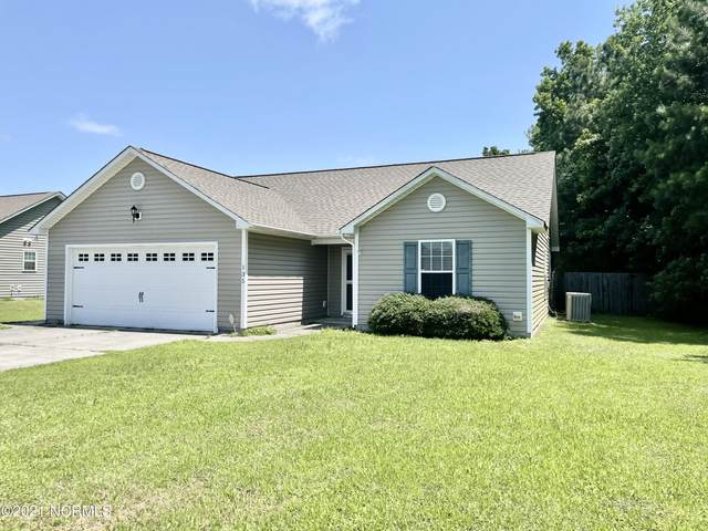 135 Chadwick Acres Road, Sneads Ferry, NC 28460 (MLS #100277504) :: Donna & Team New Bern