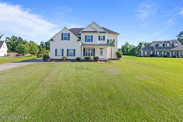 116 Pleasant Court, Jacksonville, NC 28540 (MLS #100277526) :: Berkshire Hathaway HomeServices Hometown, REALTORS®