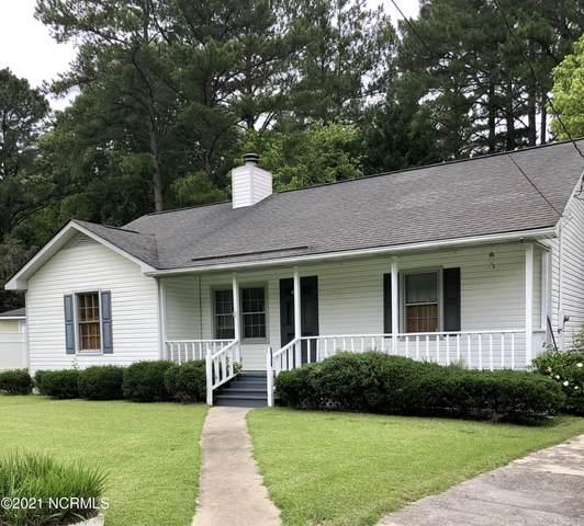 2002 Woodgreen Circle, Tarboro, NC 27886 (MLS #100277535) :: Carolina Elite Properties LHR