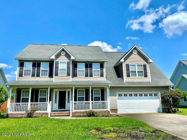 2903 Judge Manly Drive, New Bern, NC 28562 (MLS #100277543) :: The Tingen Team- Berkshire Hathaway HomeServices Prime Properties