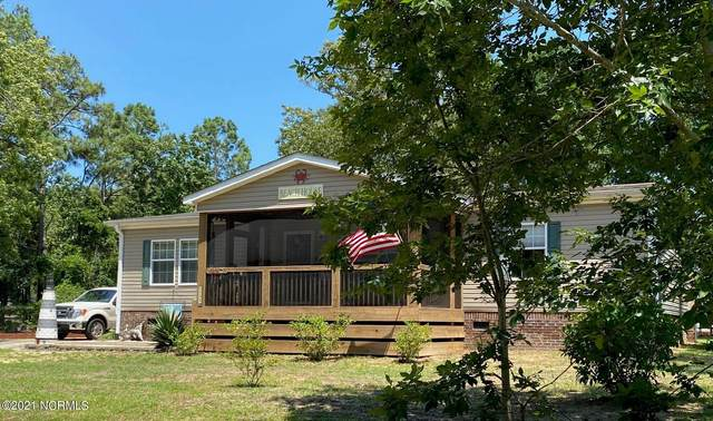 232 NE 68th Street, Oak Island, NC 28465 (MLS #100277549) :: Coldwell Banker Sea Coast Advantage