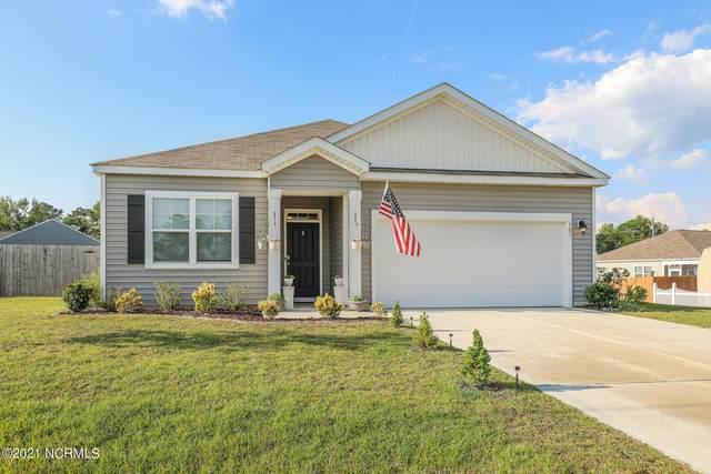 121 Tralee Place, Holly Ridge, NC 28445 (MLS #100277550) :: David Cummings Real Estate Team