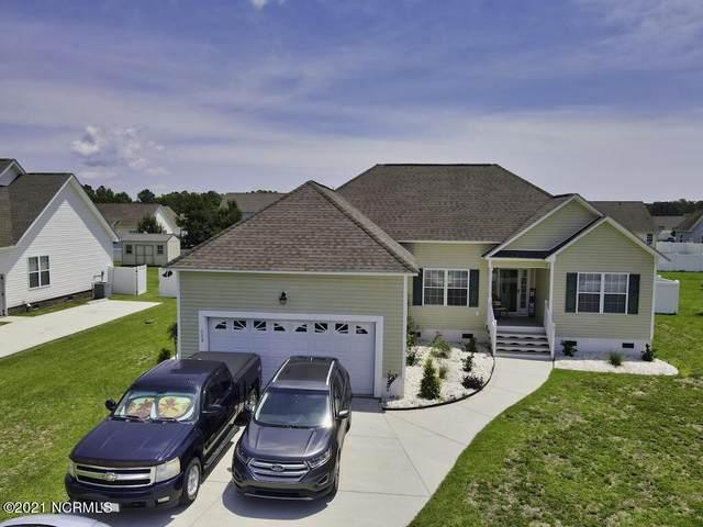 208 Echo Ridge Road, Swansboro, NC 28584 (MLS #100277555) :: Watermark Realty Group