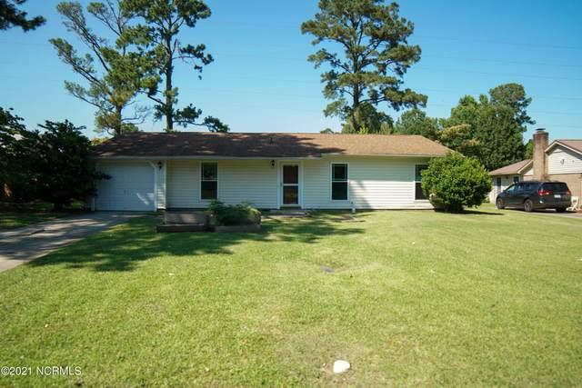 107 Eastview Court, Jacksonville, NC 28546 (MLS #100277558) :: Donna & Team New Bern