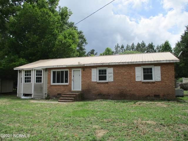 21100 Airbase Road, Wagram, NC 28396 (MLS #100277560) :: Lynda Haraway Group Real Estate