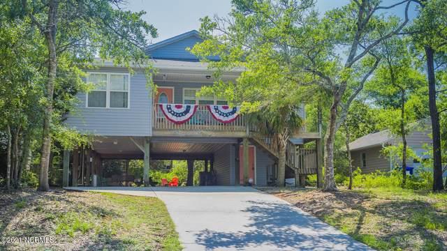 104 SE 35th Street, Oak Island, NC 28465 (MLS #100277573) :: Coldwell Banker Sea Coast Advantage