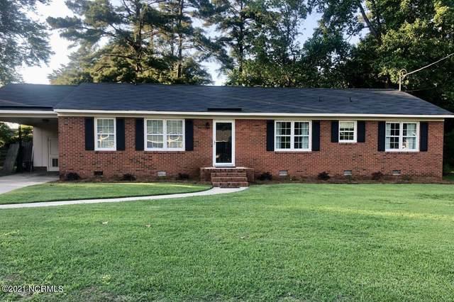 105 Templeton Drive, Greenville, NC 27858 (MLS #100277575) :: David Cummings Real Estate Team