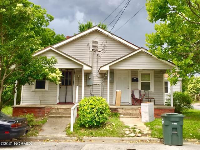800 Tyson Street A & B, Greenville, NC 27834 (MLS #100277583) :: The Cheek Team