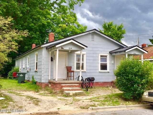 802 Tyson Street A & B, Greenville, NC 27834 (MLS #100277591) :: The Cheek Team