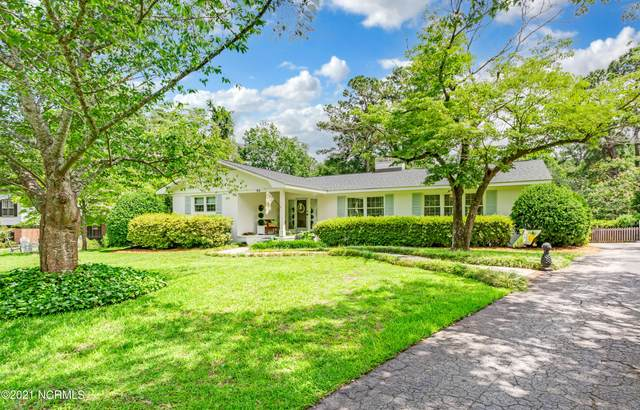 154 Partridge Road, Wilmington, NC 28412 (MLS #100277592) :: David Cummings Real Estate Team