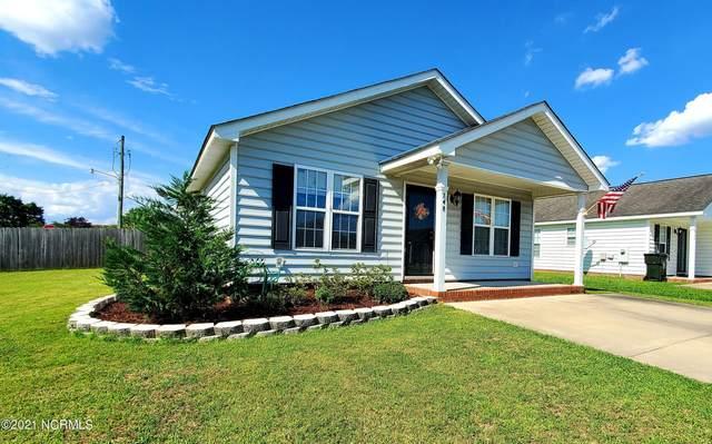 748 Seneca Court, Winterville, NC 28590 (MLS #100277612) :: The Tingen Team- Berkshire Hathaway HomeServices Prime Properties