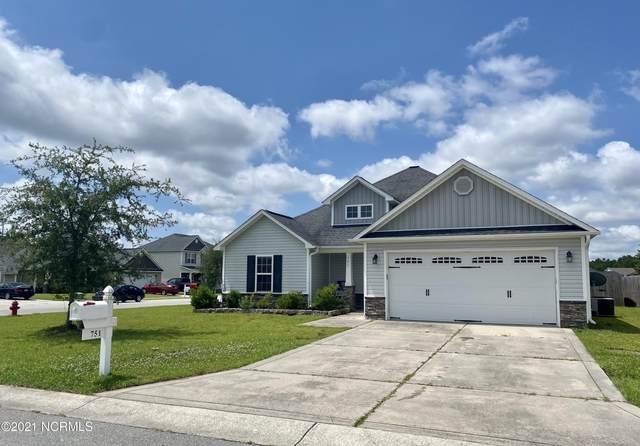 751 Radiant Drive, Jacksonville, NC 28546 (MLS #100277622) :: Courtney Carter Homes