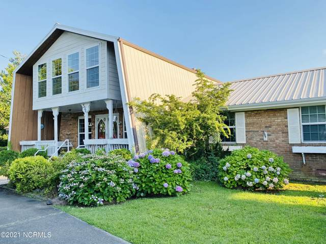 524 Cape Lookout Drive, Harkers Island, NC 28531 (MLS #100277637) :: The Cheek Team