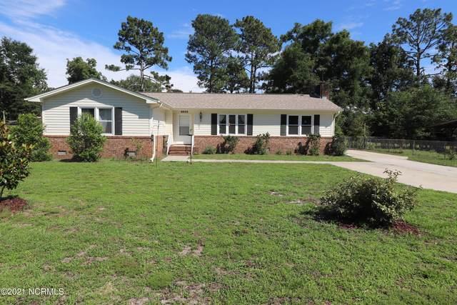 4905 Tanbark Drive, Wilmington, NC 28412 (MLS #100277639) :: Holland Shepard Group