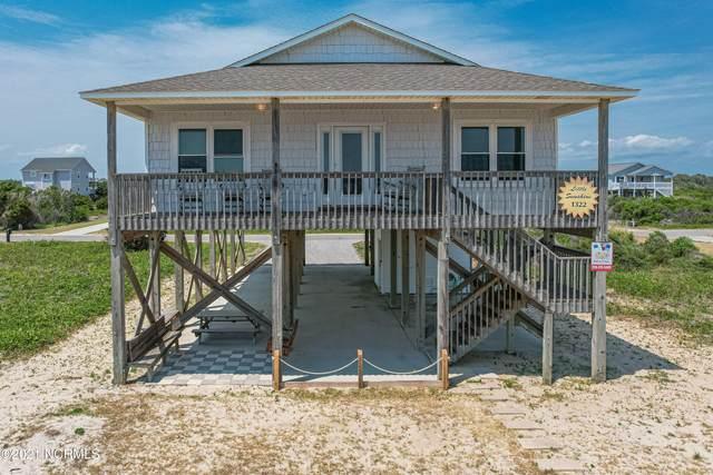 1322 W Beach Drive, Oak Island, NC 28465 (MLS #100277645) :: Donna & Team New Bern