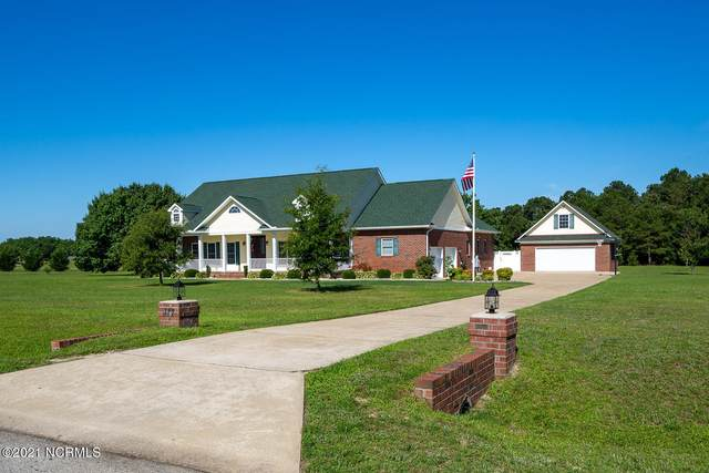 317 Fox Hills Lane, Autryville, NC 28318 (MLS #100277703) :: Courtney Carter Homes