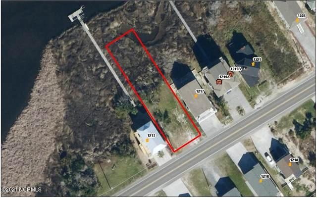 1215 N New River Drive, Surf City, NC 28445 (MLS #100277730) :: Carolina Elite Properties LHR