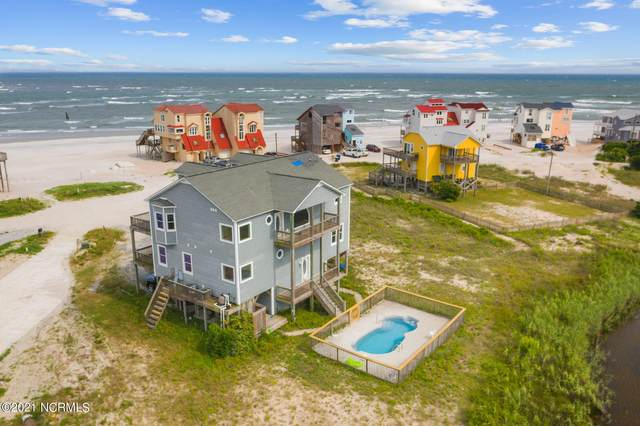2381 New River Inlet Road, North Topsail Beach, NC 28460 (MLS #100277738) :: Courtney Carter Homes