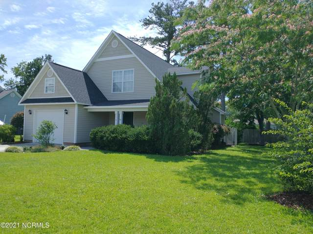 116 Turners Creek Way, Beaufort, NC 28516 (MLS #100277740) :: Stancill Realty Group