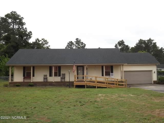 12480 Barnes Bridge Road, Laurinburg, NC 28352 (MLS #100277743) :: Courtney Carter Homes