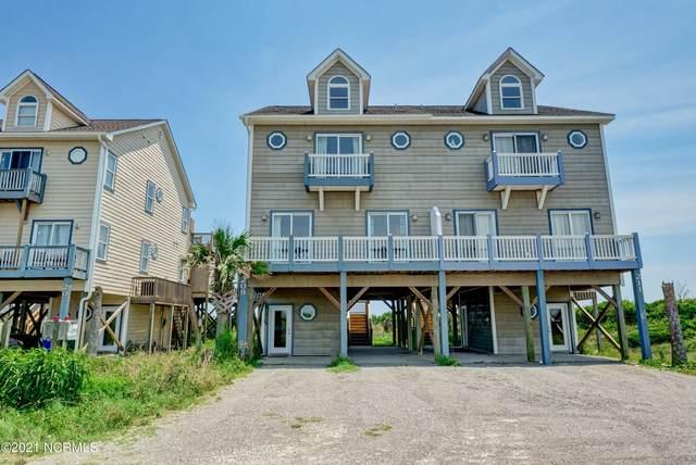 209 Goldsboro Drive, North Topsail Beach, NC 28460 (MLS #100277759) :: Holland Shepard Group