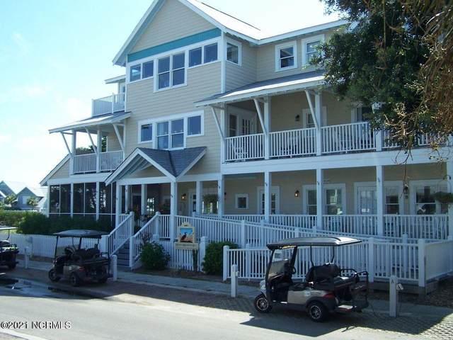 21 Keelson Row 9-D, Bald Head Island, NC 28461 (MLS #100277762) :: The Oceanaire Realty