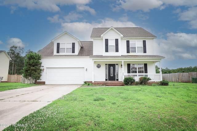 202 Honey Court E, Jacksonville, NC 28540 (MLS #100277766) :: Carolina Elite Properties LHR