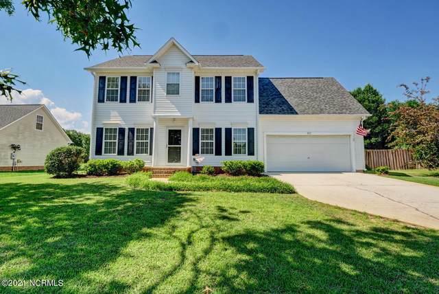 917 Windgate Drive, Wilmington, NC 28412 (MLS #100277775) :: Aspyre Realty Group | Coldwell Banker Sea Coast Advantage