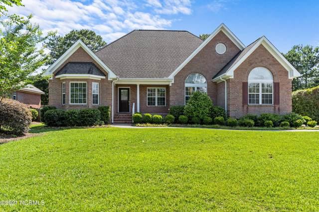 5136 Treybrooke Drive, Wilmington, NC 28409 (MLS #100277777) :: Carolina Elite Properties LHR