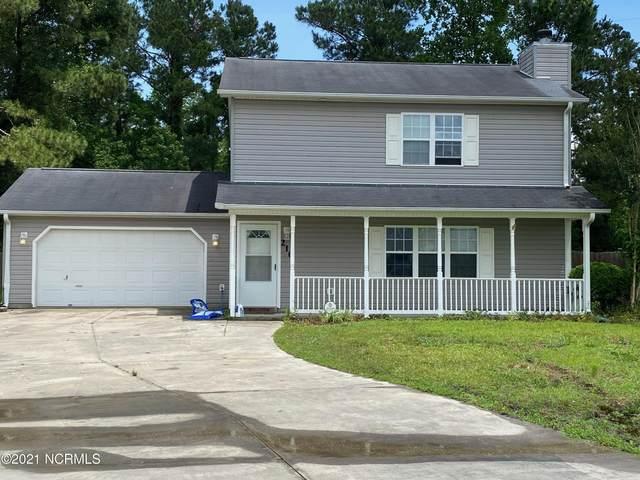 210 Bobwhite Road, Hubert, NC 28539 (MLS #100277792) :: RE/MAX Elite Realty Group