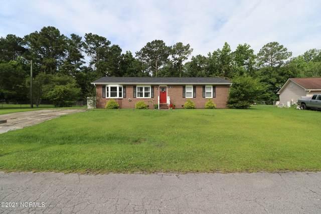 205 Carolina Drive, Jacksonville, NC 28546 (MLS #100277797) :: Carolina Elite Properties LHR