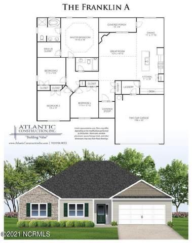 118 Anderson Avenue, Holly Ridge, NC 28445 (MLS #100277805) :: Watermark Realty Group