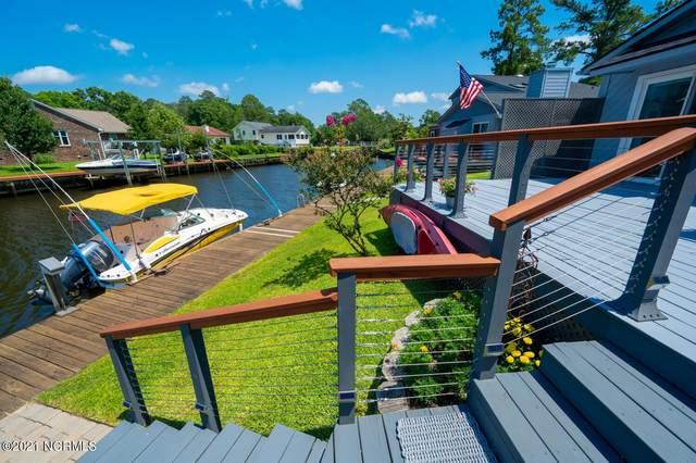 5 Harbour Walk, New Bern, NC 28562 (MLS #100277817) :: The Tingen Team- Berkshire Hathaway HomeServices Prime Properties