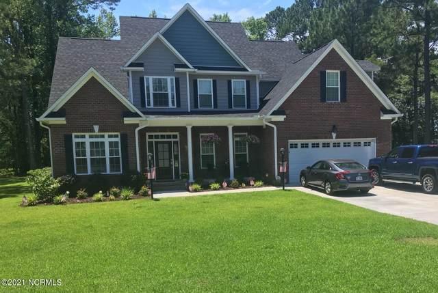 305 Pine Bay Court, Swansboro, NC 28584 (MLS #100277821) :: RE/MAX Elite Realty Group